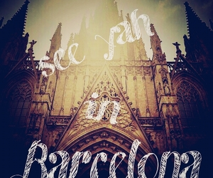 Barcelona, my dream, and go there image