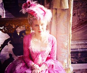 marie antoinette, Kirsten Dunst, and pink image