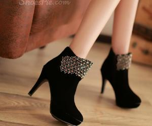 adorable, ankle boots, and platform image