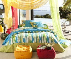 sheets to decorate rooms image