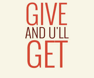 Get and give image
