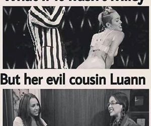 miley cyrus, hannah montana, and funny image