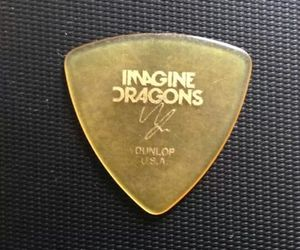 fan, pick, and imagine dragons image