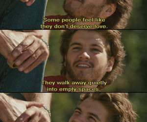 into the wild, love, and quote image