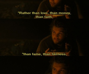 into the wild, truth, and movie image