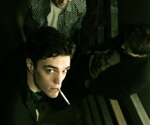 cig, cigarette, and josh beech image