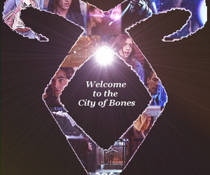 book, jace, and city of bones image