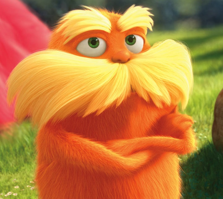 Lorax :dd <33 shared by miss sunshine on We Heart It