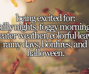 fall, autumn, and Halloween image