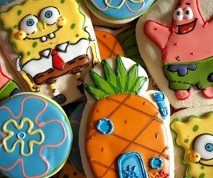 amazing, Cookies, and patrick image
