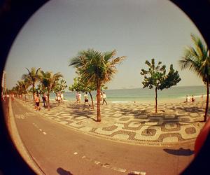 beach, summer, and rio de janeiro image