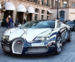 chrome, rich, and supercar image