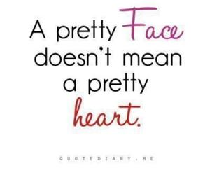 quote, heart, and pretty image