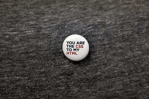 You are the CSS to my HTML on We Heart It