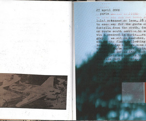 drawing, journal, and poetry image