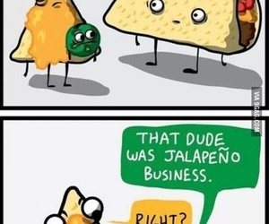 funny, tacos, and nachos image