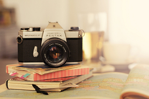 Camera Vintage Tumblr : Image about love in cameras 📷 by ✪ℋäཞℳǿℕy✪ on we heart it
