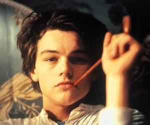 leonardo dicaprio, Leo, and young image
