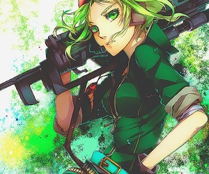 anime, gumi, and vocaloid image