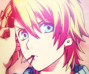 anime, utapri, and kurusu shou image