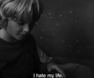 hate and life image