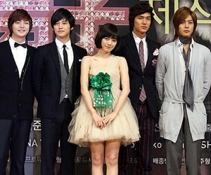 Boys Over Flowers, kimbum, and F4 image