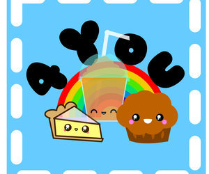 4, you, and muffin image