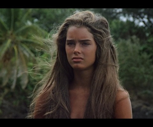 blue lagoon, brooke shields, and can i have your face image