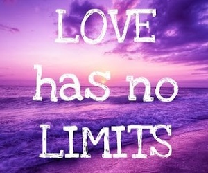 love, quote, and limits image