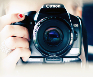 canon, photo, and photography image