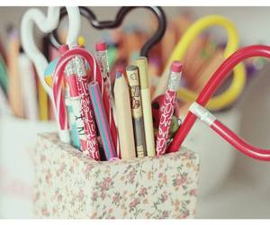 pencils and cute image