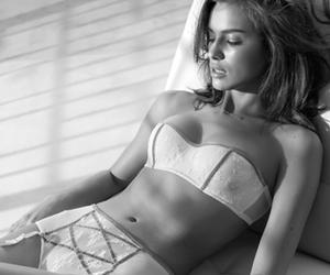 bikini, high waist, and model image
