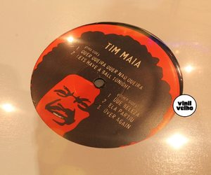 tim maia and vinil image