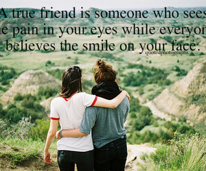 quote, quotes, and friendship quote image