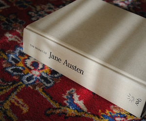 books, jane austen, and photography image