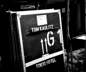 tom kaulitz and tokio hotel image