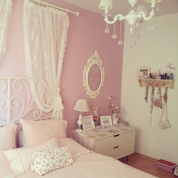 Image About Pink In Decor By Agata Longo On We Heart It