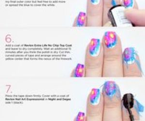 diy and nail art image