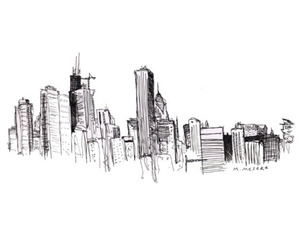 chicago, city, and dreams image