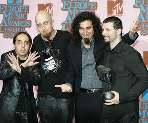 john, system of a down, and serj image