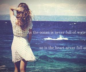 deep, inspirational, and ocean image