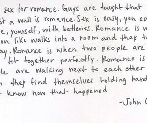 long, romance, and quote image