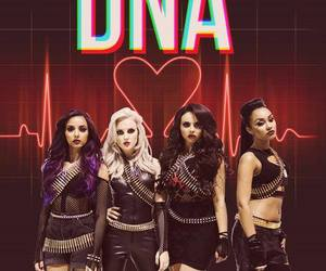 little mix and DNA image