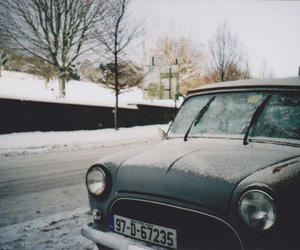 car, carro, and neve image