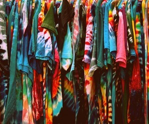 clothes, shirt, and hippie image