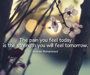 quote, islam, and pain image
