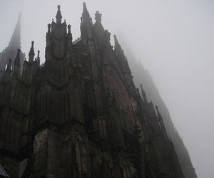 architecture, black, and castle image