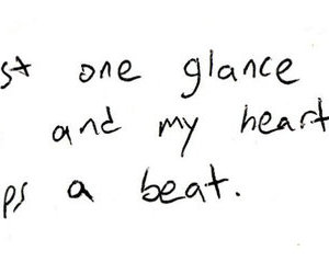quote, love, and heart image