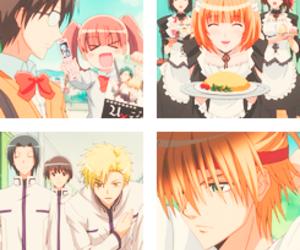 anime and kaichou wa maid sama image