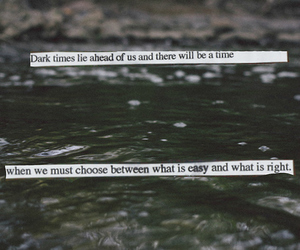 quote, Easy, and harry potter image